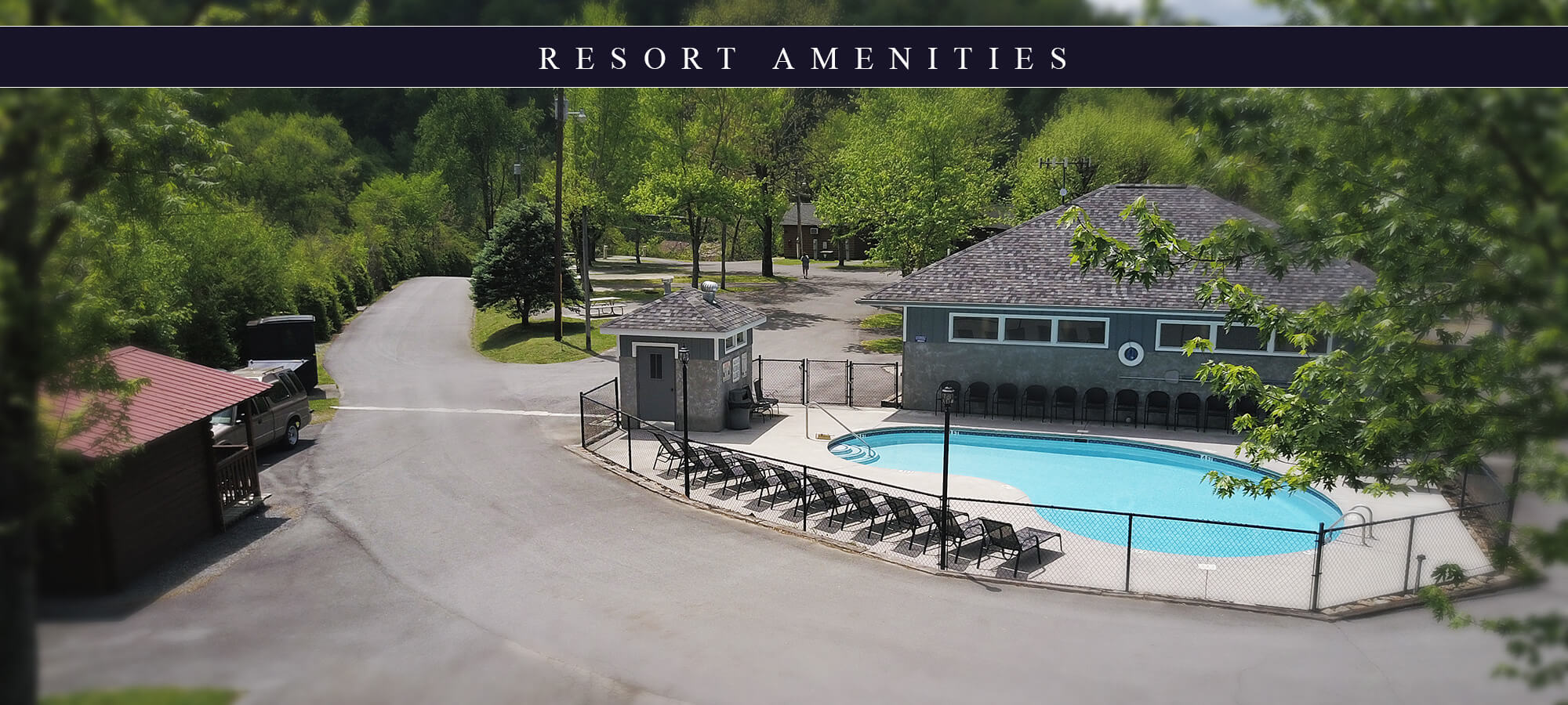 Foothills Rv Park And Cabins Rv Camping Pigeon Forge
